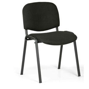 Konferenční židle Konfi černá