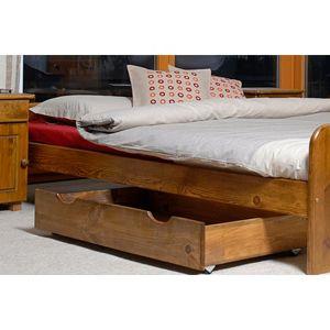 Úložný prostor pod postel - 98cm Ořech