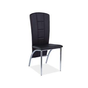 Jídelní židle H-120 černá